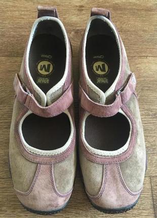Туфли, мокасины merrell