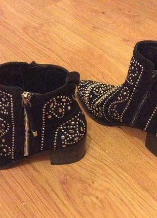Ботинки miss selfridge 37