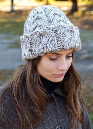 Hand made знижки шапка1 фото