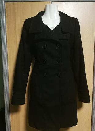 Осеннее пальто hanger loop
