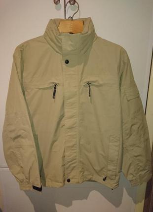 Мужская курточка бежевая c&a