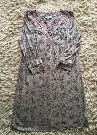 Платье туника next