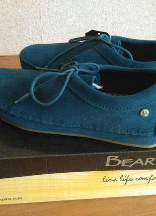 Туфли марки bearpaw.