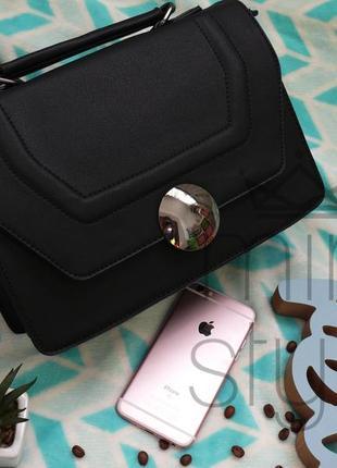 ef51b83f204a Сумка на длинной ручке цепи cross-body сумочка трендовая и стильная  кроссбоди1 ...