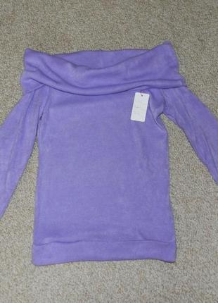 ⛔💣крутой свитер ангора (по новому) с открытыми плечами рр 44-48