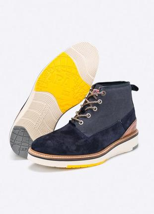 Мужские ботинки туфли napapijri