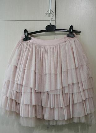 Волшебная юбка-пачка