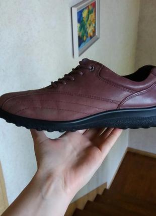 Р.38-38.5 hotter (оригинал) кожаные кроссовки.