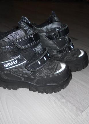 Ботинки термо котофей