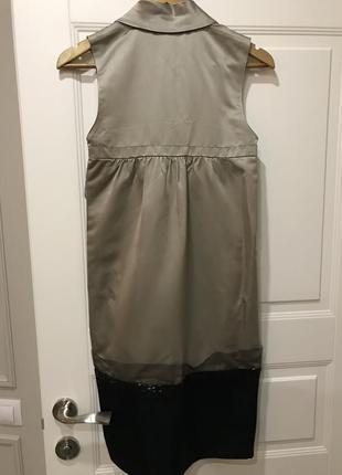 Оригинальное платье vera wang
