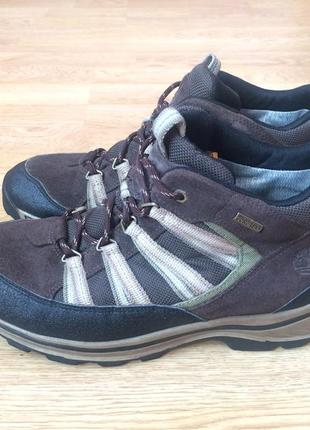 Термо ботинки timberland оригинал 38,5 размера с мембраной gore-tex