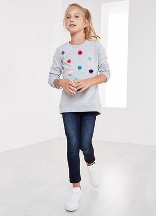 Модные джинсы на девочку от тсм чибо (германия )