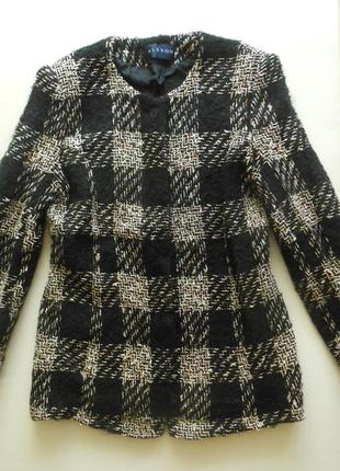 Пиджак-полупальто alexon с шерстью