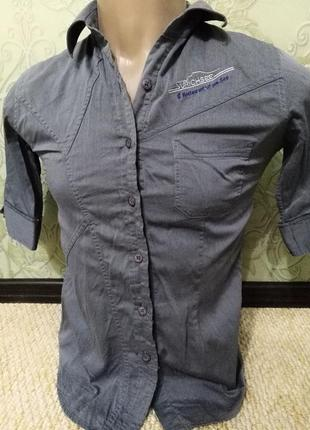 👔👠качественная рубашка 100% хлопок (pery)