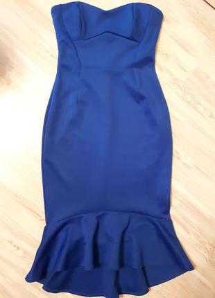 Новое платье миди asos,р.м