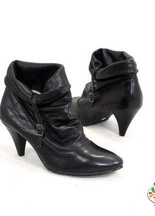 Ботинки 40 р straboski оригинал демисезон