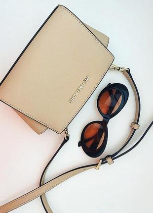 Винтажные солнцезащитные ретро очки