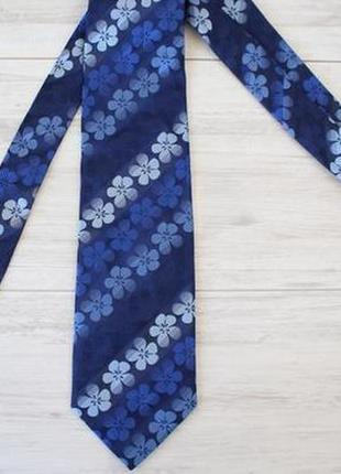 Итальянский шелковый галстук allea milano3 фото