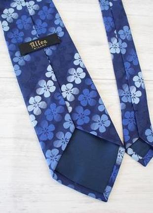 Итальянский шелковый галстук allea milano4 фото