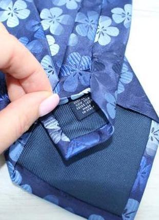 Итальянский шелковый галстук allea milano5 фото