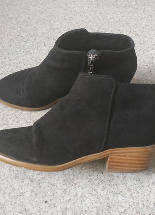 Осенние ботинки h&m