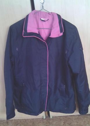 Фирменная куртка oxylane р.48-50 наш