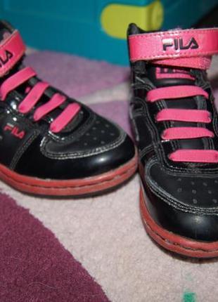 Оригинальные кроссовки fila
