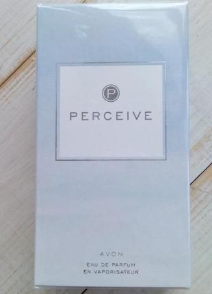 Новая парфюмированная вода от эйвон perceive