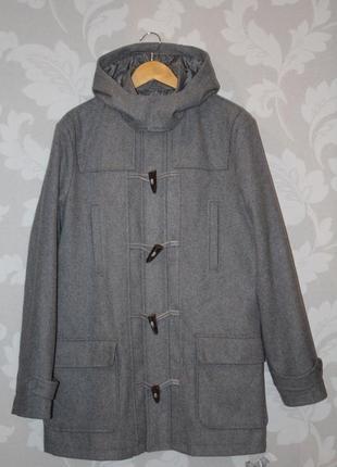 Фирменное теплое пальто cedarwood