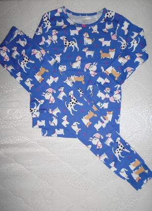 Пижама carters 5т/105-111 см