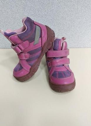Демисезонные ботинки d. d. step 28р