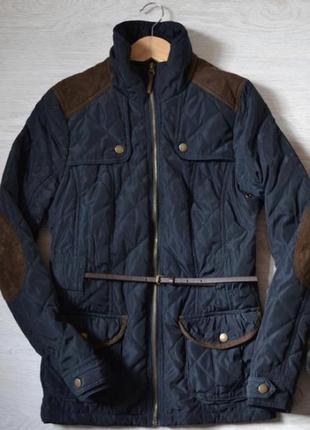 Стёганная курточка в стиле chanel