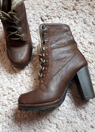 Ботильйони, сапоги, ботинки на осень