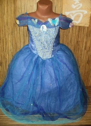 Платье карнавально 5-6 лет