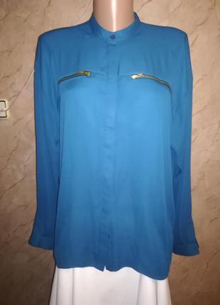 Рубашка в стиле оверсайз asos
