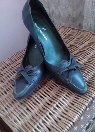 Элегантные туфли daniel hechter