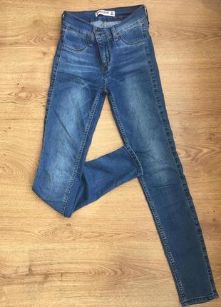 Базовые узкие джинсы gloria jeans