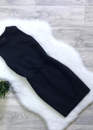Платье с открытой спинкой от zara