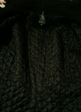 Кашемірове пальто-косуха3 фото