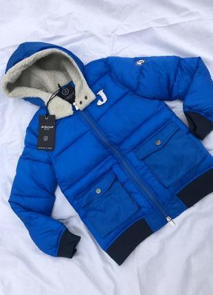 Куртка jeckerson 8-9 лет