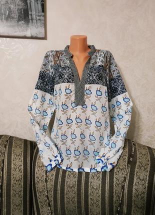 Рубашка орнамент фирмы cream
