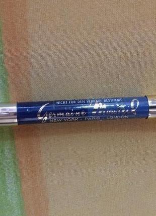 Двухсторонний синий и голубой карандаш для глаз из германии