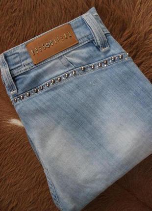 Стильні джинси скини rossodisera.italy.