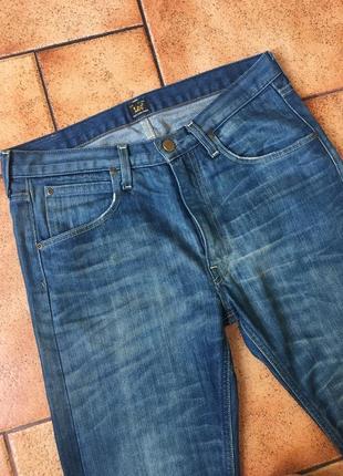 Стильные мужские джинсы lee
