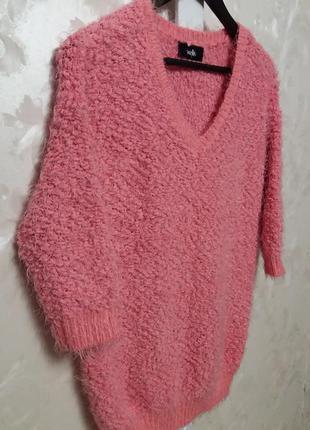 Мягенький и уютный свитерок травка wallis