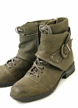 Торг! мужские демисезонные ботинки bugatti 41р.