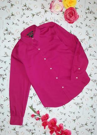 Фирменная розовая рубашка ralph lauren оригинал, размер m, новая