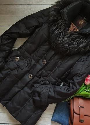Шикарное теплое пальтишко от snow owl распродажа на все вещи