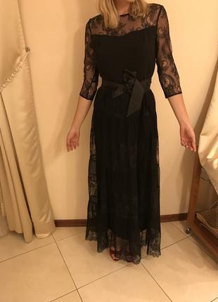 Вечернее платье love by andre tan