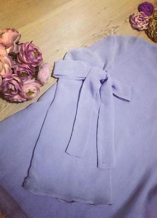Актуальная блуза с трендовыми рукавами
